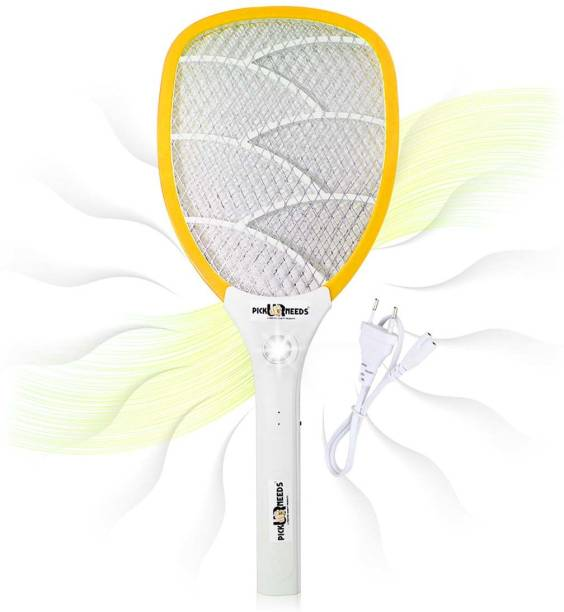 Pick Ur Needs Durable Power Mosquito Killer Bat with Torch with Wire Electric Insect Killer