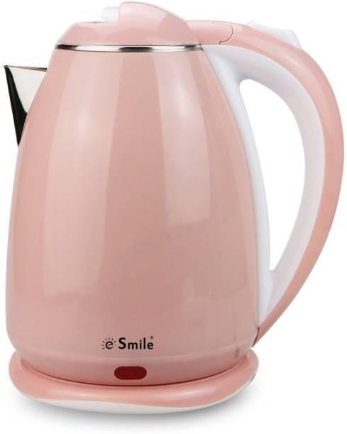 esmile by e-smile e-smile-Light pink kettle Electric Kettle