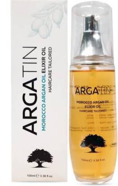 ARGATIN Argan Oil From Morocco Non-Sticky  Hair Oil
