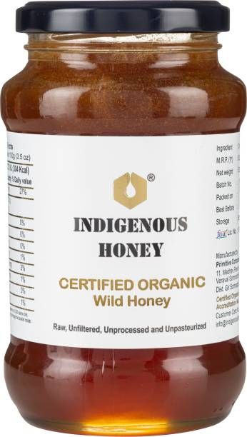 INDIGENOUS HONEY raw, organic, unprocessed, unfiltered, natural, pure honey
