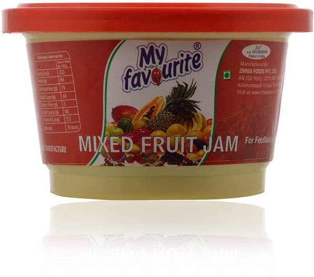 My Favourite Mixed Fruit Jam 100 g