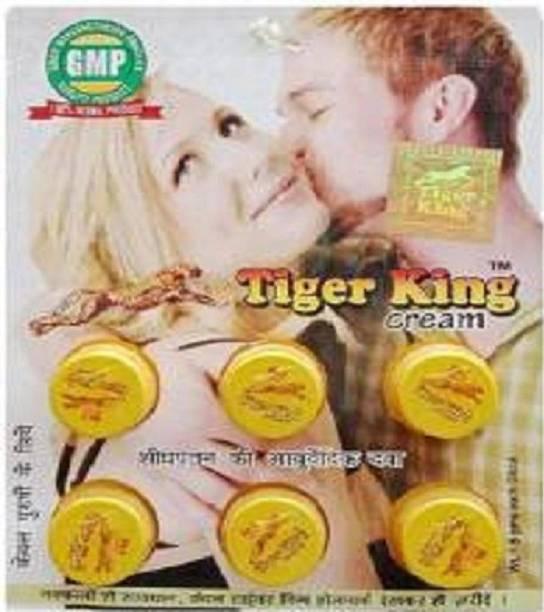 LYFE HOLD KAJA Og007 NEW TIGER KING CREAM PACK 1 6 PCS