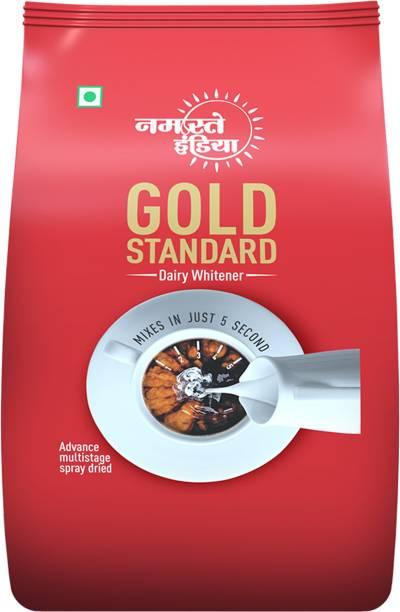 Namaste india Gold Standard Dairy Whitener 1 KG Pack Semi Skimmed Milk Powder