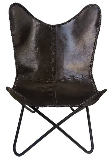 Craftec Impex Leather Outdoor Chair