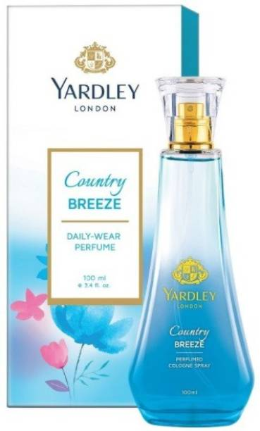 YARDLEY Country BREEZE Eau de Parfum  -  100 ml