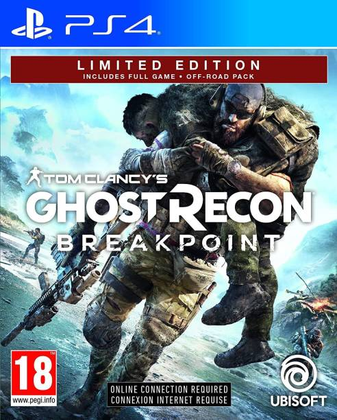 Ghost Recon Breakpoint (Limited Edition)