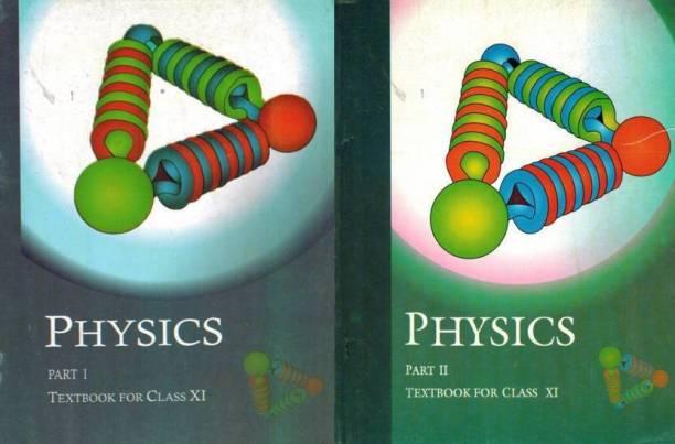 Physics Part- I & II Class 11 NCERT (Paperback, NCERT)