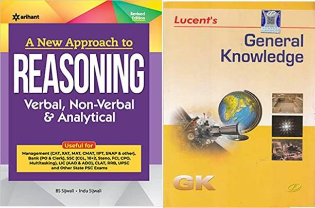 A New Approach To REASONING Verbal , Non-Verbal & Analytical 2022 With Lucent General Knowledge