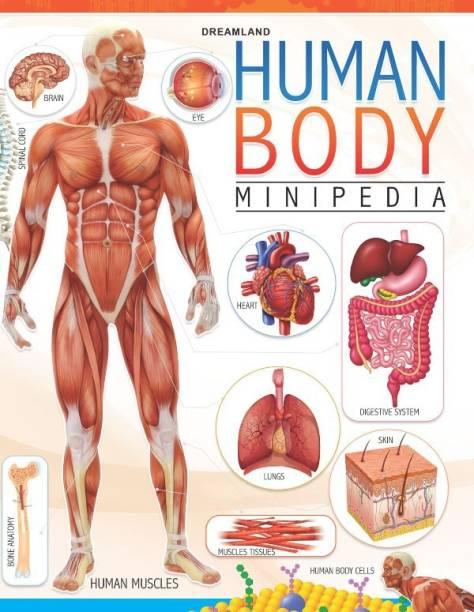 Miss & Chief Human Body Minipedia (Paperback)