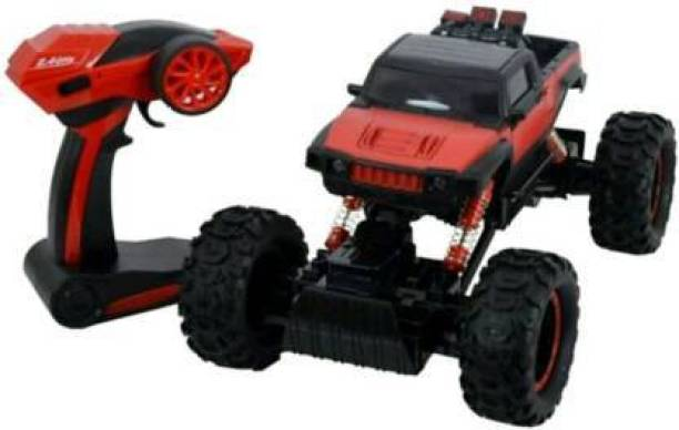 Smartcraft Modern HB ROCK CRAWLER (Original) 1:14 Scale 4WD 2.4 Ghz 4x4 RALLY CAR - Red