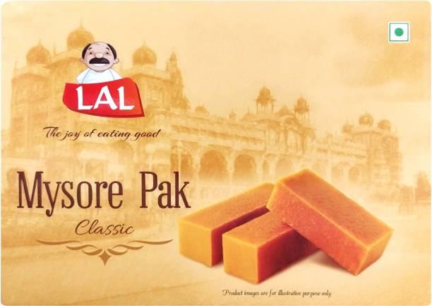 Lal Mysore Pak Classic Box