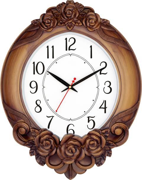 Art Amori Analog 37 cm X 30 cm Wall Clock