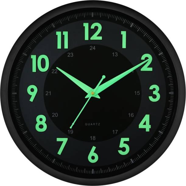 Art Amori Analog 30 cm X 30 cm Wall Clock
