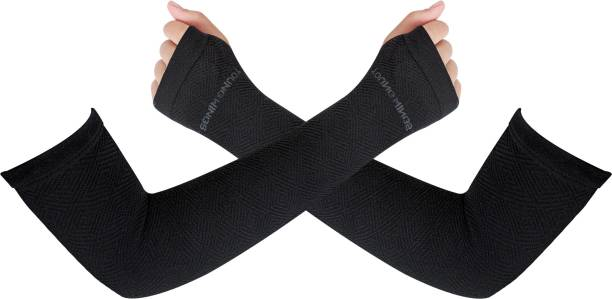 Young Wings Cotton Arm Sleeve For Women