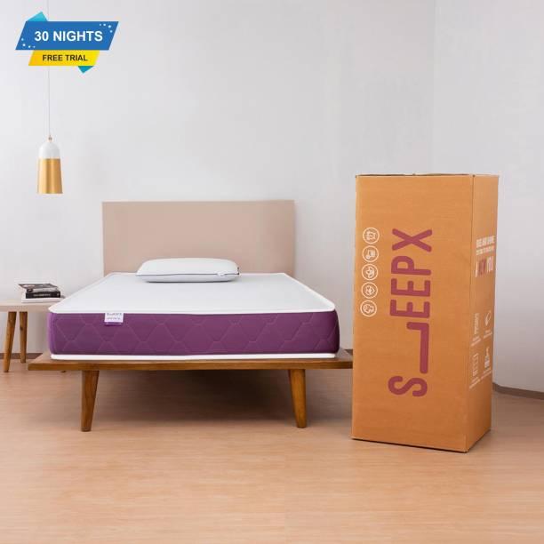 SleepX Ortho 5 inch Single Memory Foam Mattress