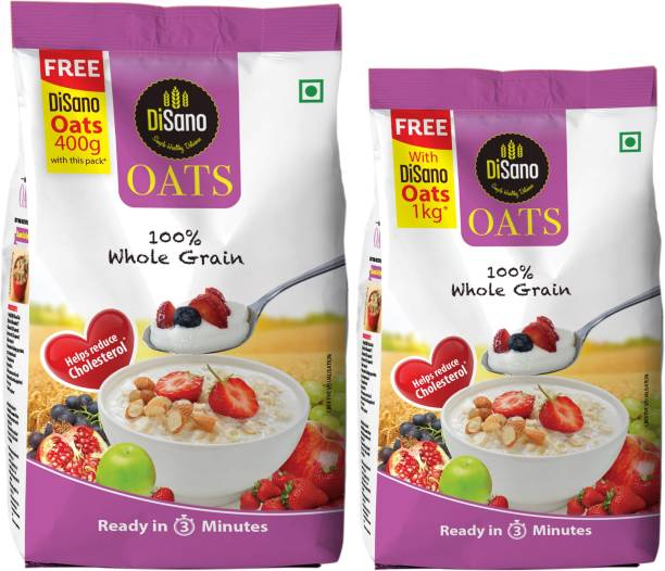 DiSano Oats High in Protein & Fibre
