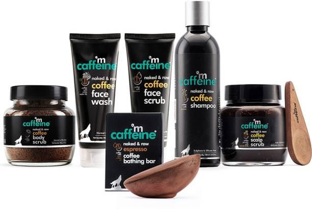 MCaffeine Must Have Summer Coffee Bath Kit