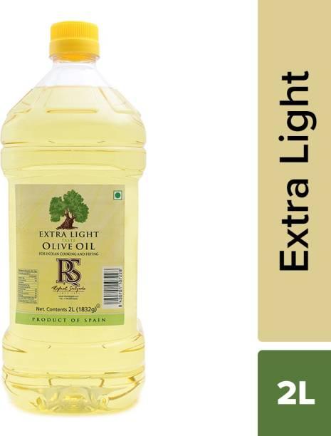 Rafael Salgado Extra Light Olive Oil - 2L Olive Oil PET Bottle