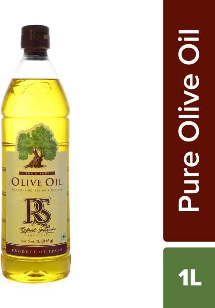 Rafael Salgado Pure Olive Oil - 1L Olive Oil PET Bottle