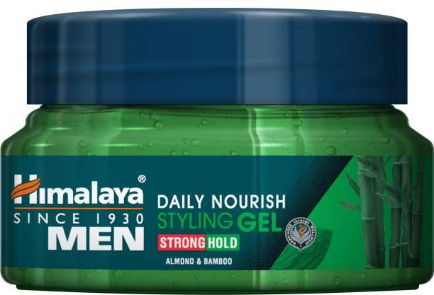 HIMALAYA MEN DAILY NOURISH STYLING GEL (SH) Hair Gel