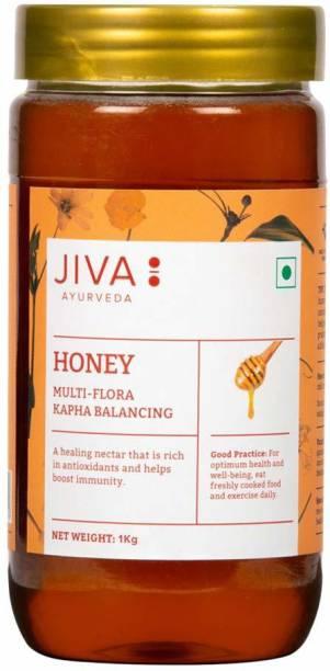 JIVA Honey - Rich In Antioxidants & Boosts Immunity - 1 kg