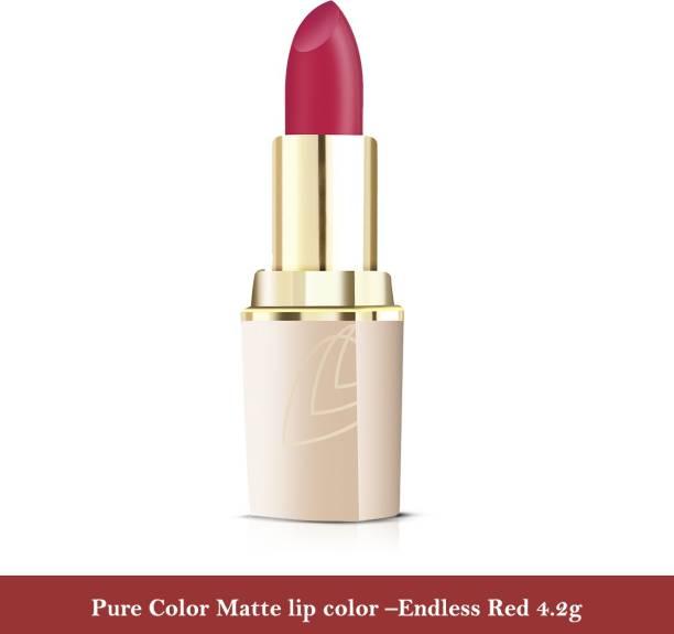 LOTUS MAKE - UP MAKE-UP PURE COLORS� MATTE LIP COLOR ENDLESS RED,595