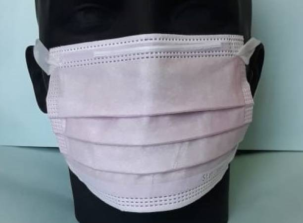 sterimask M5064_50 Surgical Mask With Melt Blown Fabric Layer