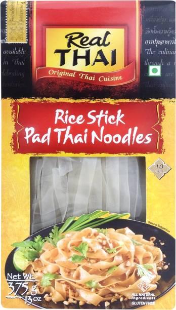 Real Thai Pad Rice Noodles Vegetarian