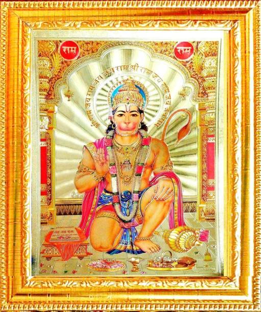 SUNINOW Hanuman Religious Frame