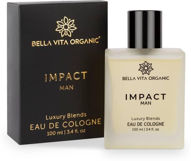 Bella vita organic Impact EDT Perfume Eau de Toilette  -  100 ml