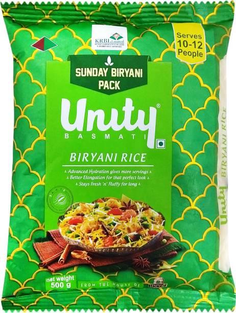 UNITY biryani Basmati Rice (Long Grain)