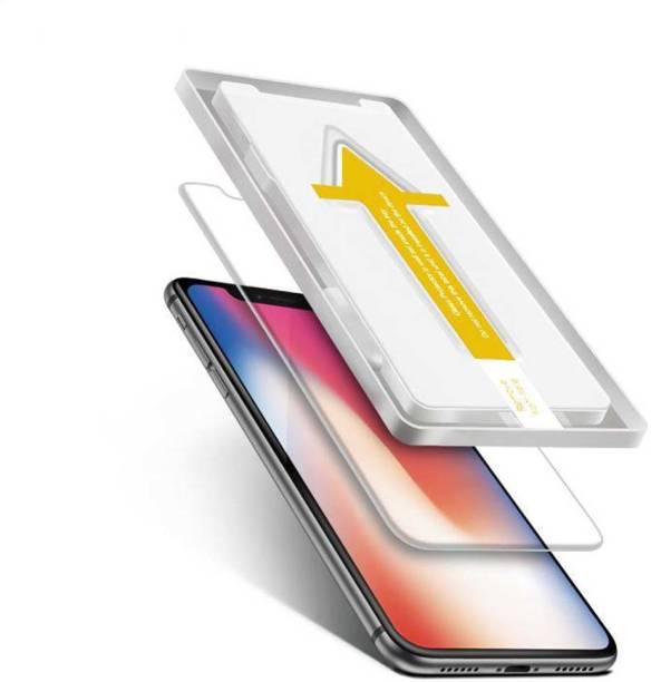 FIVE-O Tempered Glass Guard for Apple iPhone X, Apple iPhone XS, iPhone 11 Pro