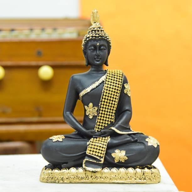ArtofDot Home Decor Showpieces Buddha statue for home decor Decorative Showpiece  -  19 cm