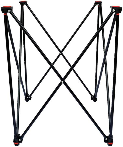 ALTIS CarromBoard Stand For Full Size 32,33,35 Inch Adjustable EasyFoldable Carrom Stand Carrom Stand