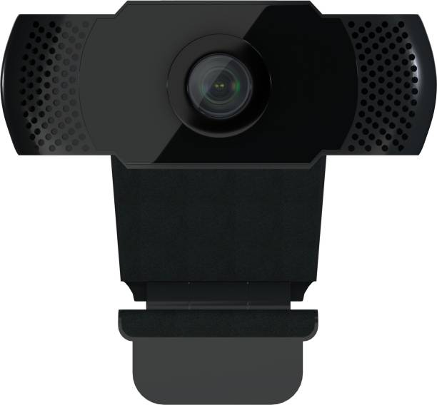 QUANTUM QHM 990 PC/Mac/Laptop Full HD 1080 pixels 30 FPS Web Camera With Noise Cancelling built-in Mic  Webcam