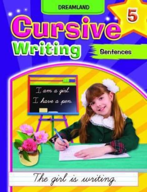Cursive Writing Book (Sentences) Part 5