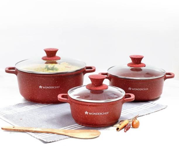 WONDERCHEF Cook and Serve Casserole Set