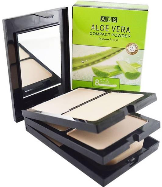 ads Alovera Compact Powder A8631F Compact