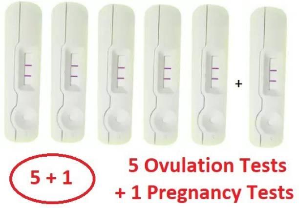 WebMedia Clear_Ovum_5+1 Ovulation Kit