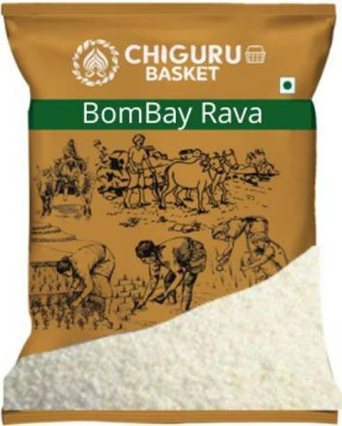 Chiguru basket Bombay Rava