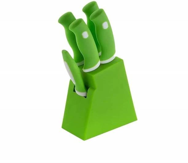 s r enterprise Plastic, Stainless Steel Knife Set