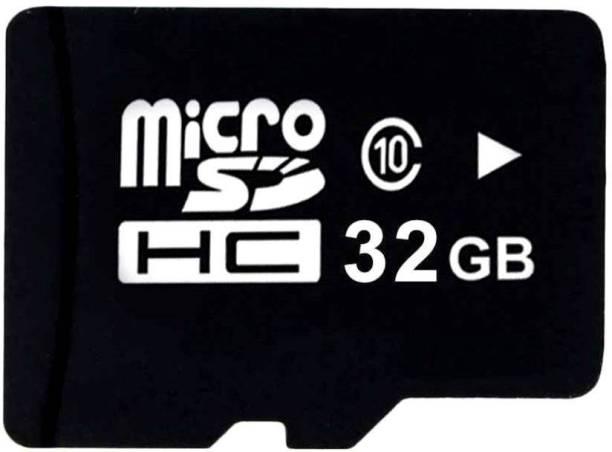Insane Traders Micro 32 GB MicroSD Card Class 10 48 MB/s  Memory Card