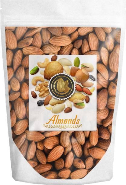 Gold Seeds 100% Natural California Almonds Fresh Healthy Badam Almonds