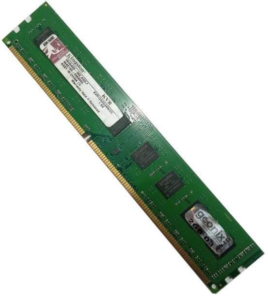 KINGSTON OEM DDR3 2 GB (Dual Channel) PC (KVR P 1333/10600)