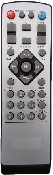 King Enterprise INTEX HM EIFEL HM Eifel Home Theater System Remote Control INTEX Remote Controller