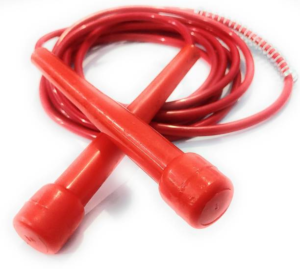 Gyronax Red Pencile Skipping rope Freestyle Skipping Rope