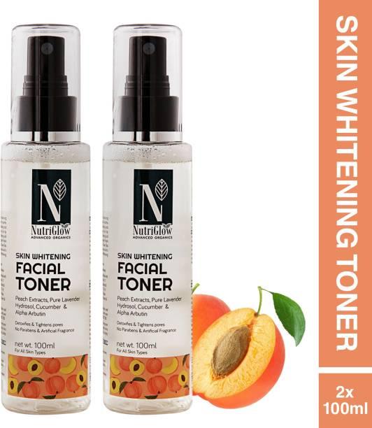 NutriGlow Advance Skin Whitening Facial Toner Men & Women