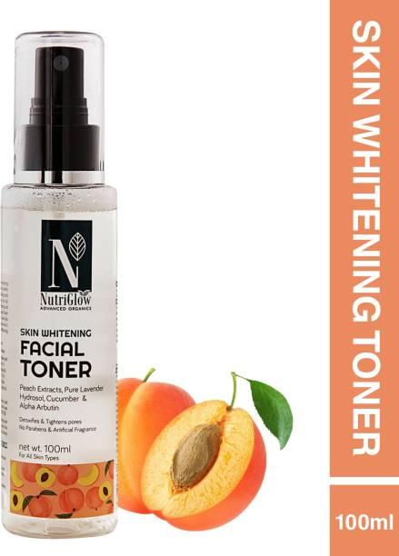 Nutriglow Advanced Organics Skin Whitening Facial Toner Men & Women