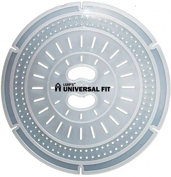 LSRP's Universal Fit 10.3 Inches - 26.4 CM Diameter Spinner safety cover / spin cap / dryer cover / lid for samsung semi automatic washing machine - semi transparent - pack of 1 Washing Machine Net