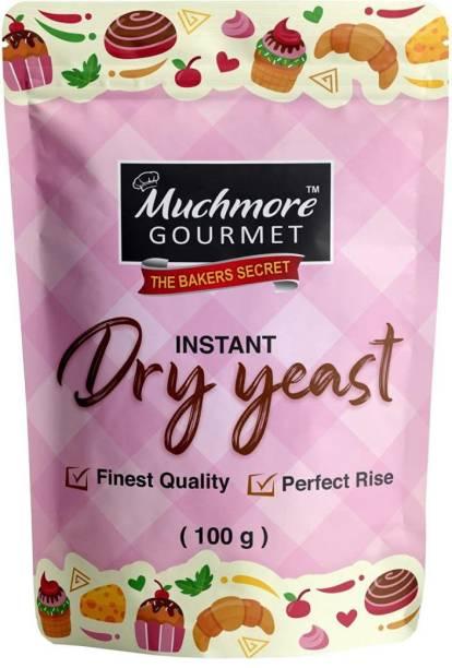 Muchmore Instant|Yeast Nutritional|Dry Yeast|Yeast Powder|Baking|Active Yeast|Bread Yeast|100gm Yeast Powder